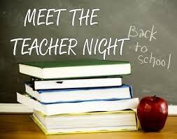 Meet The Teacher Night at AAHS Thumbnail Image