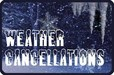 winter weather cancellations image