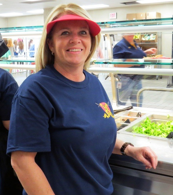 Brenda Vardell MIS/HPMS Cafeteria Manager 2014-2013