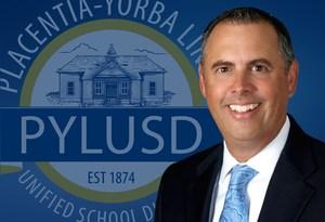Superintendent Dr. Greg Plutko.