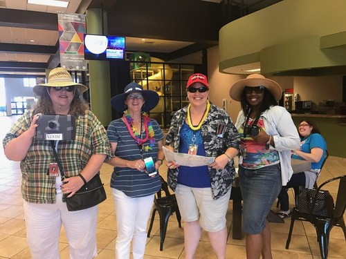 6th Grade Team Tourist Day 2017