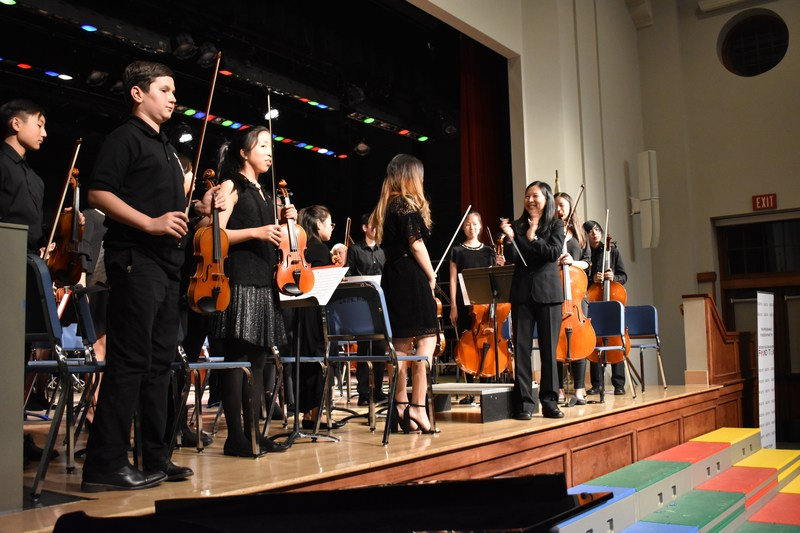 Student Musicians Shine at Honor Band & Orchestra Concert Thumbnail Image