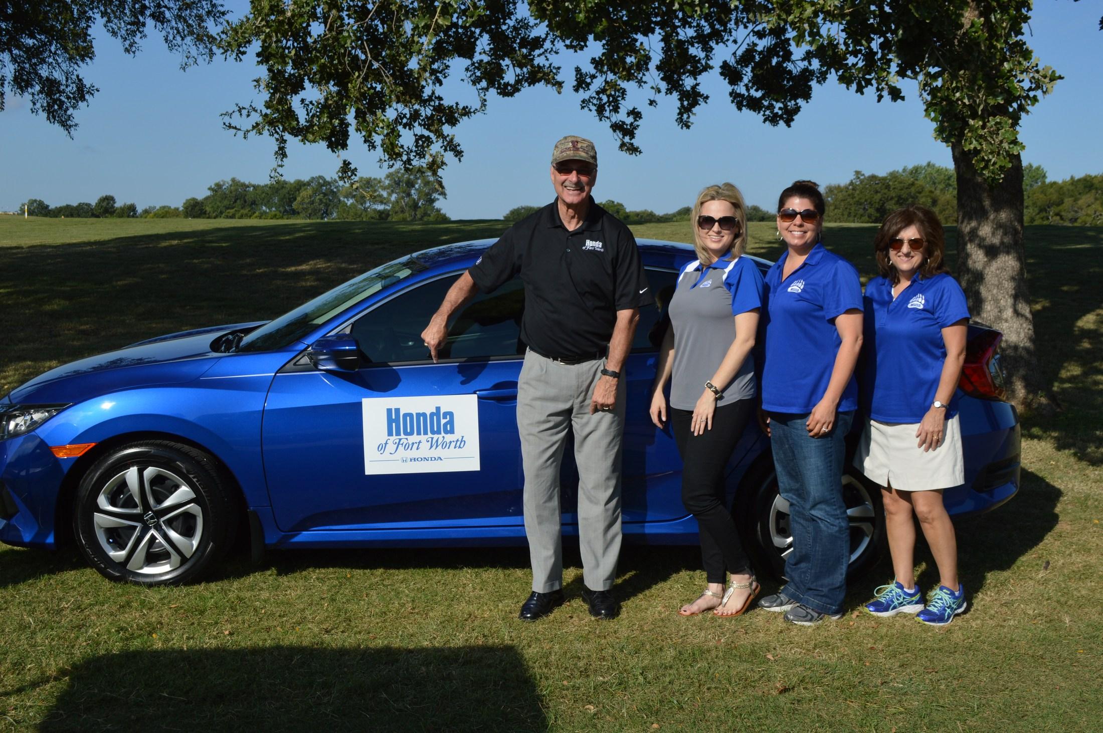 Golf Tournament: Car incentive