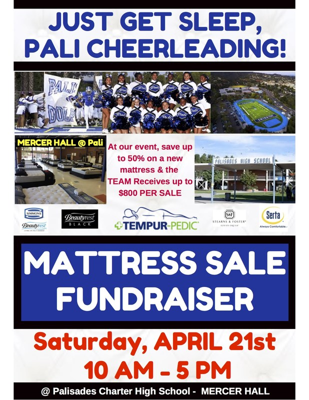 Pali Cheerleading and Football