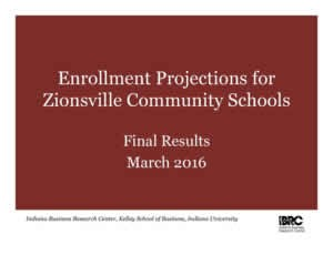 Enrollment Projects for ZCS Thumbnail Image