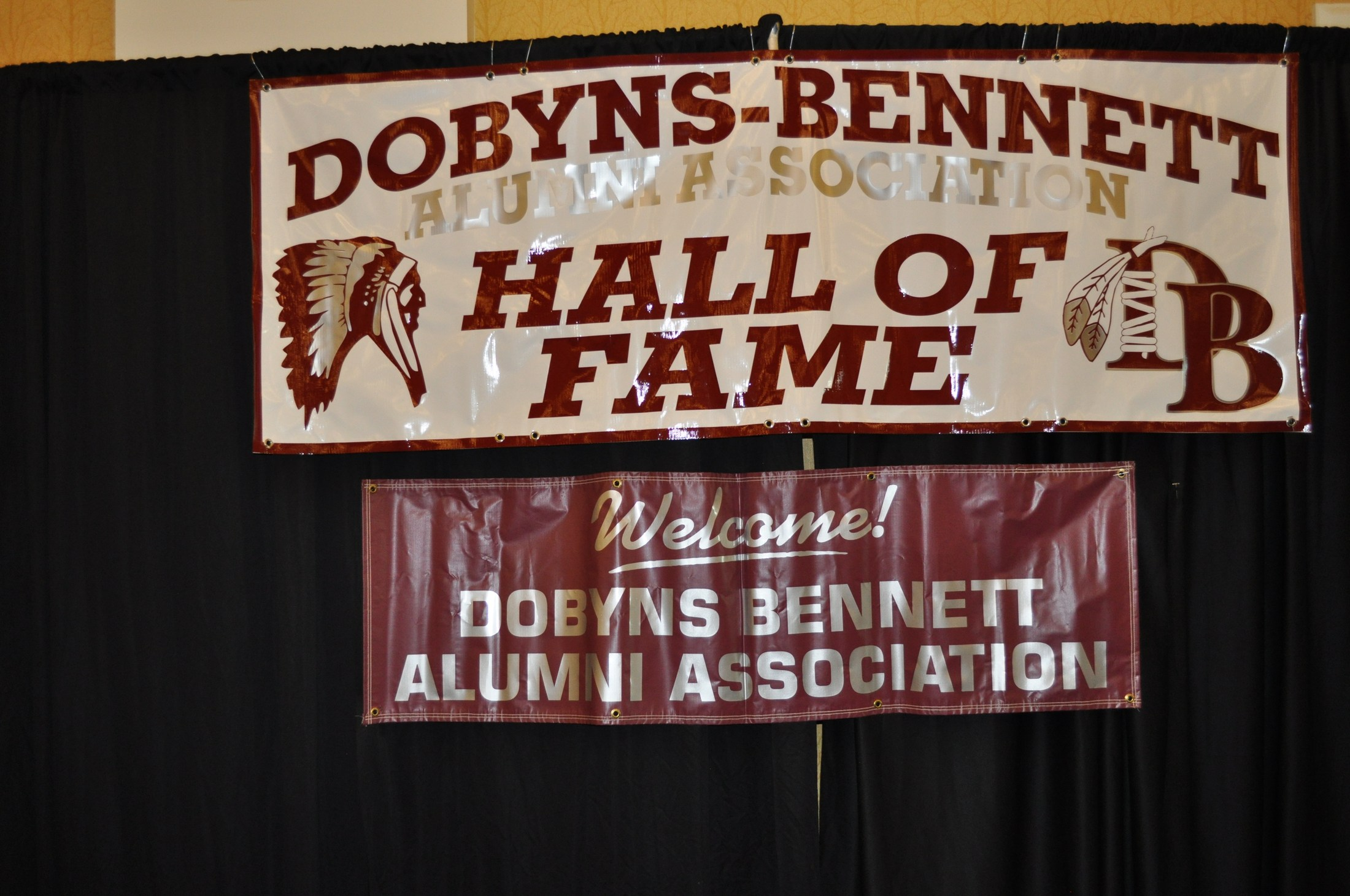 2015 DBHS Alumni Hall of Fame Induction Ceremony