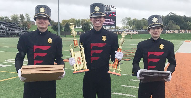 More Awards for the PRIDE of Rock Island Marching Band! Featured Photo