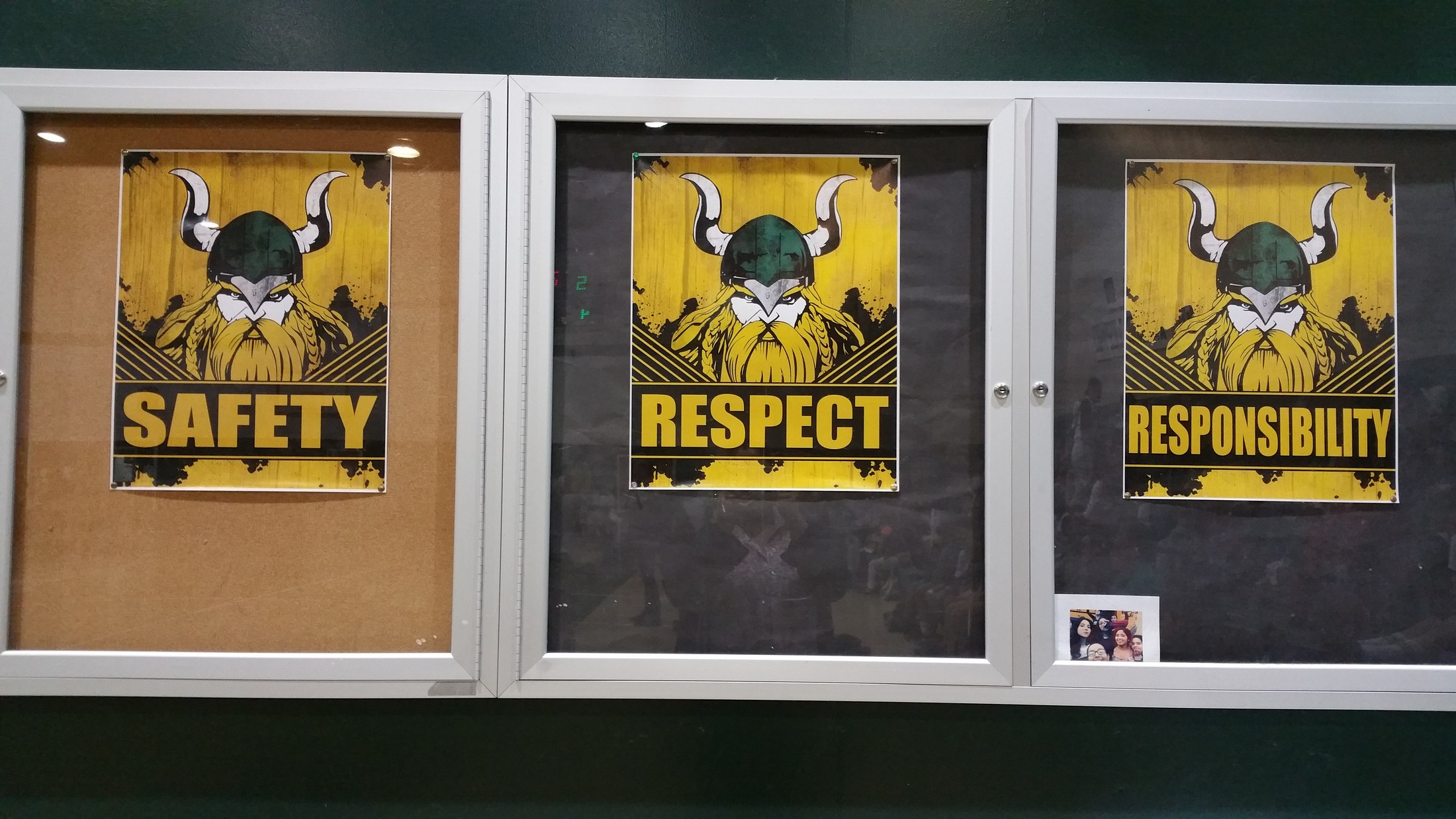 Be Safe Be Respectful Be Responsible- School Wide Expectations