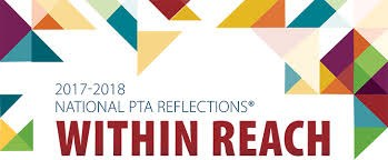 PTA Reflections Art Contest Logo