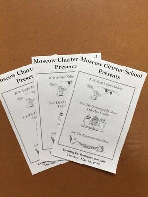 Moscow Charter School Theater Program