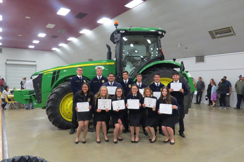 South Valley Section 2018 Awards Section Thumbnail Image