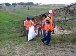 Cadets Cleanup FMS Cleaning.JPG