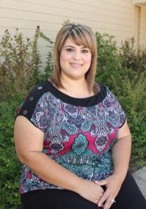Claudia Zamora, FHS Career Center