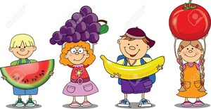 16688306-Cartoon-children-with-fruits-and-vegetable-Stock-Vector-food.jpg