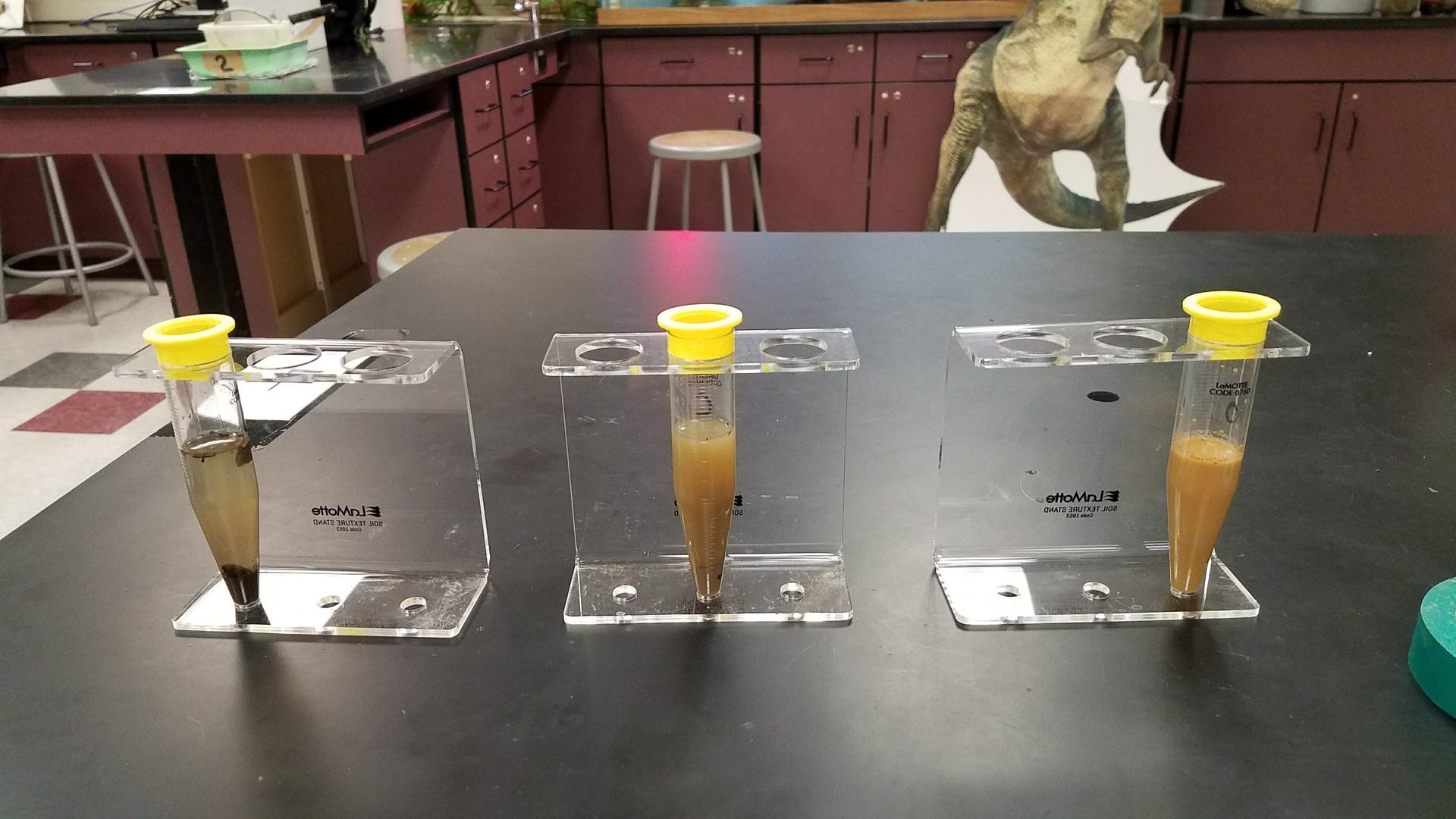 Soil Texture Lab