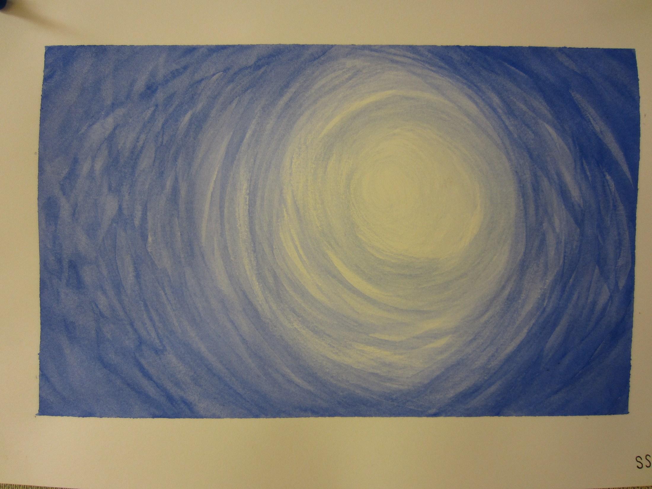 WSA Grade 1 watercolor painting