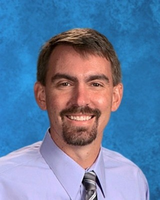 Photo of Mr. John Etzell, Head of School for CEC Aurora