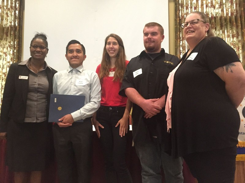 Three MHS Students Awarded Austin Rotary Club Scholarships Thumbnail Image