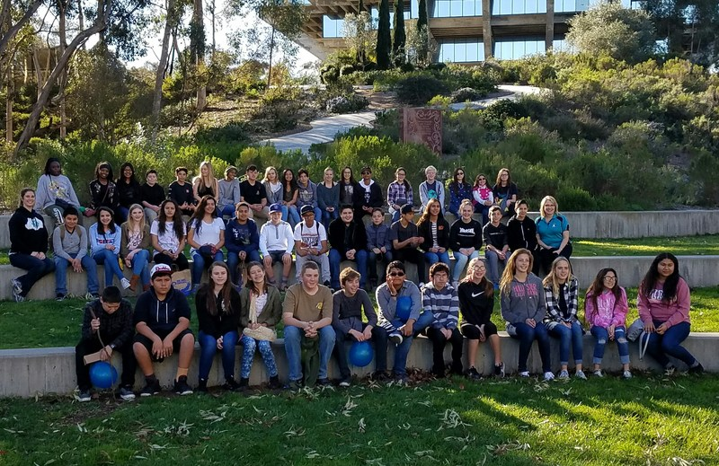 UCSD Science Trip