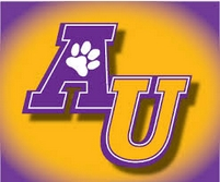 logo for Ashford University