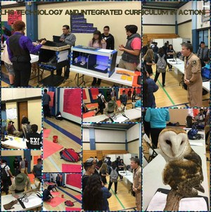 Technology EXPO:  Then and Now!