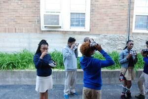 Kids Using VR