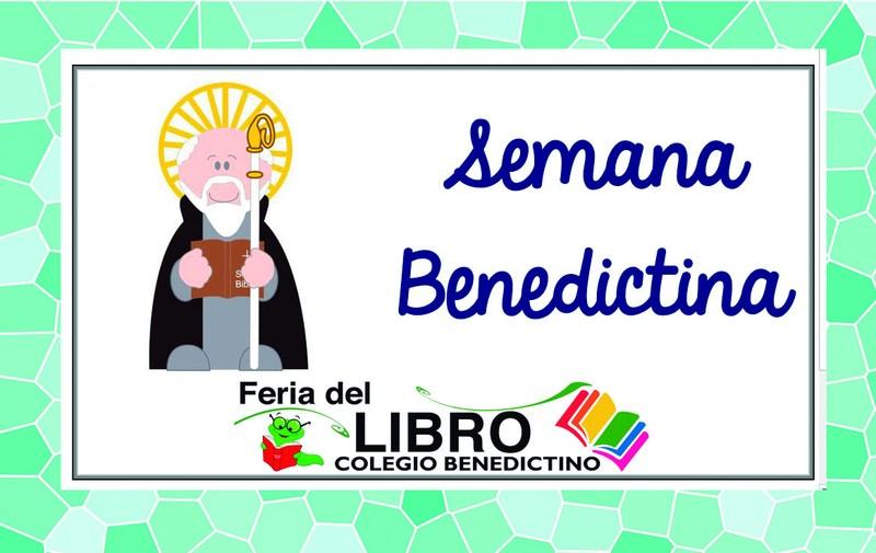 Circular de las actividades de la Semana Benedictina para Pre First y Primaria Featured Photo