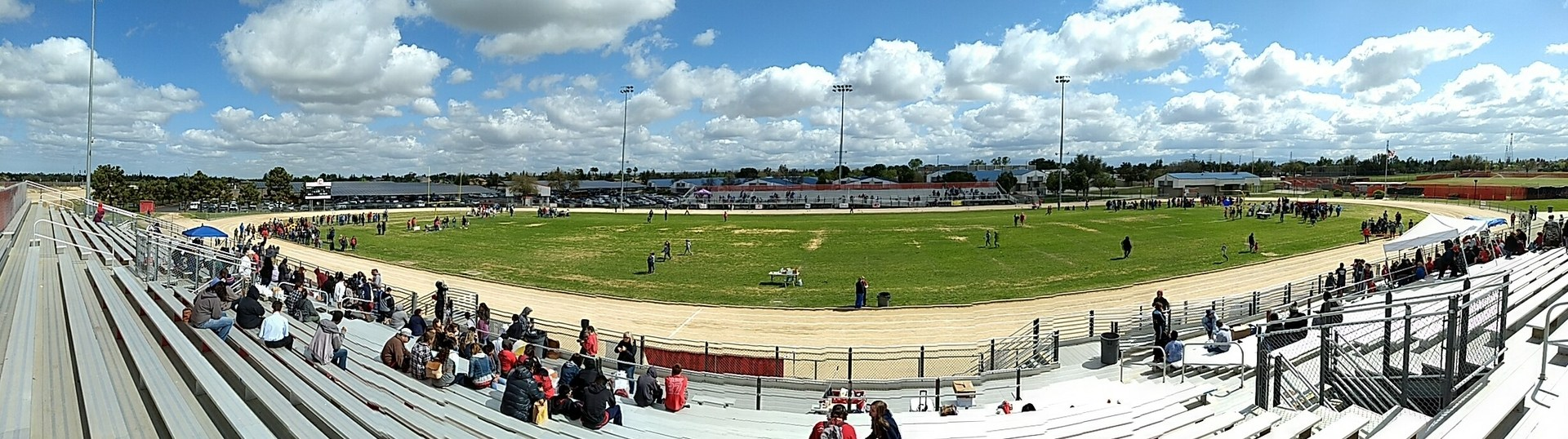 Centennial High School Track Meet