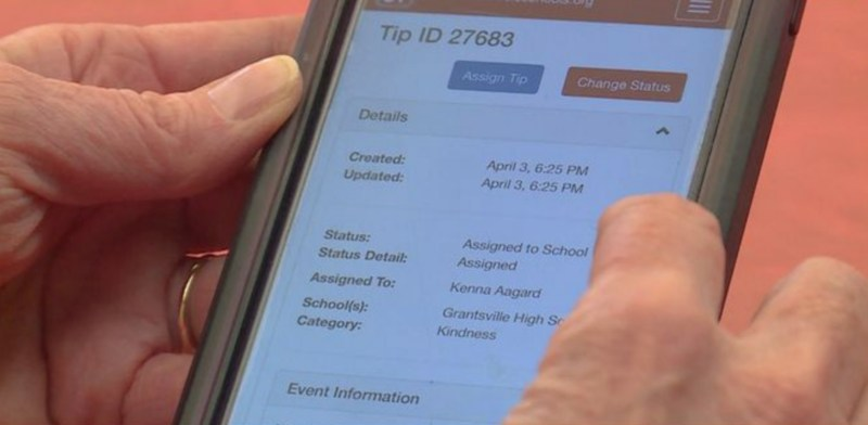 SafeUT app used to help kids in crisis can now be used to report acts of kindness Thumbnail Image