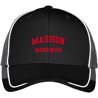 Madison Mohawks baseball hat