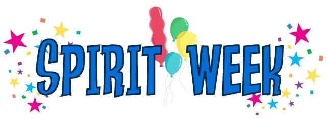 Spirit Week: May 22-25th! Thumbnail Image