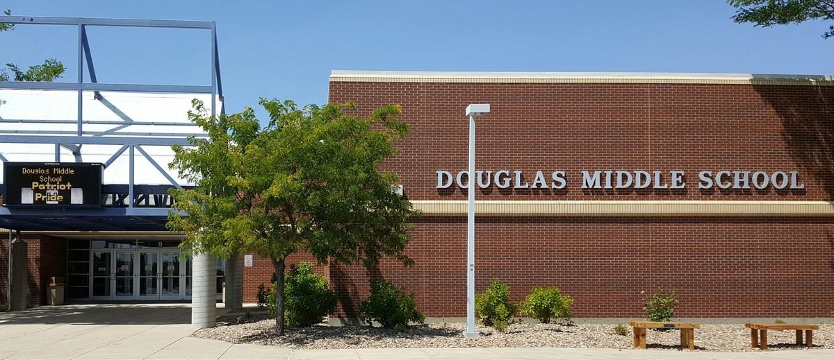 Principals Welcome Douglas Middle School Douglas School District