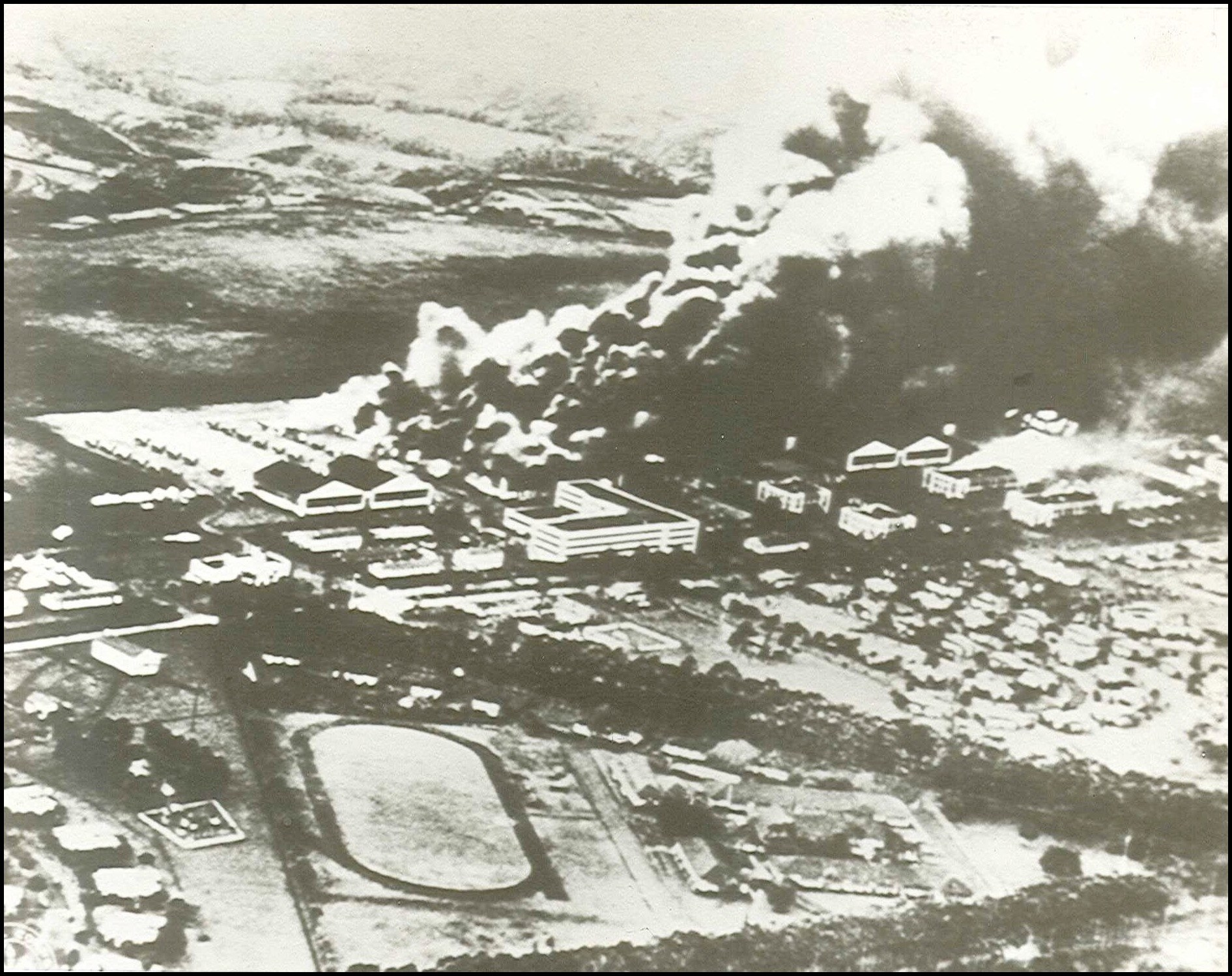 1941 Bombing, Wheeler Field