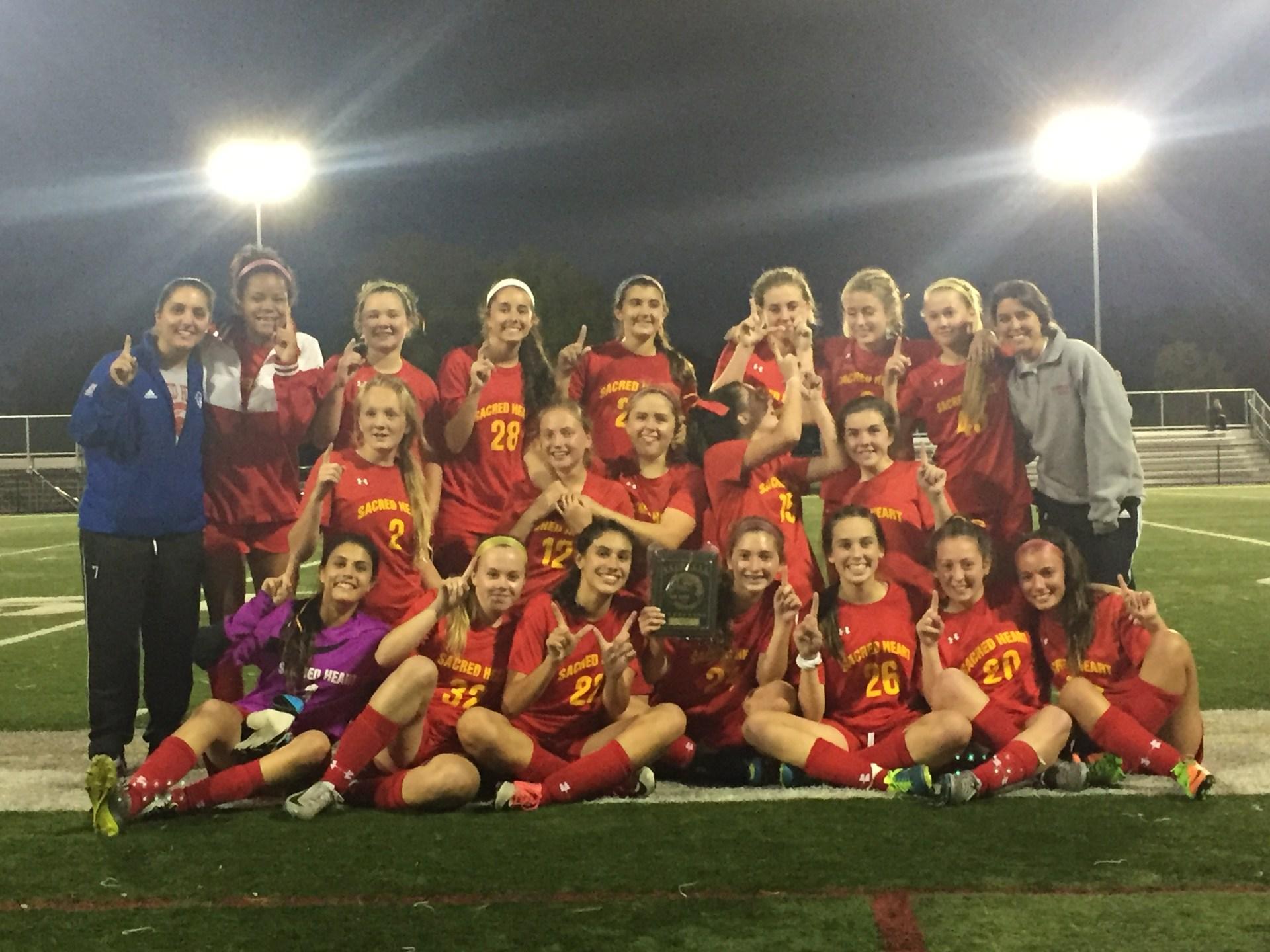 JV Soccer Champs #1 Photo