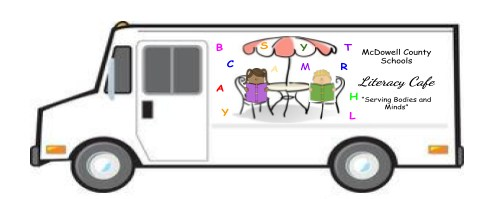 Literacy Cafe Food Truck