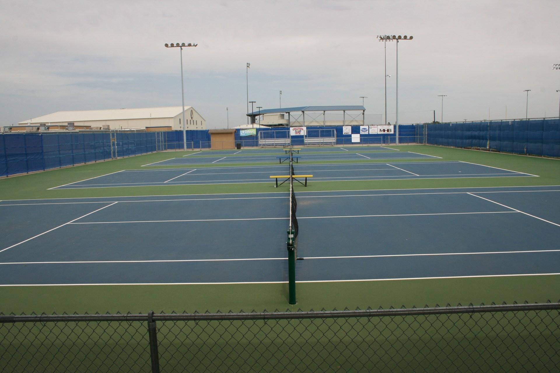Tiger Tennis Complex