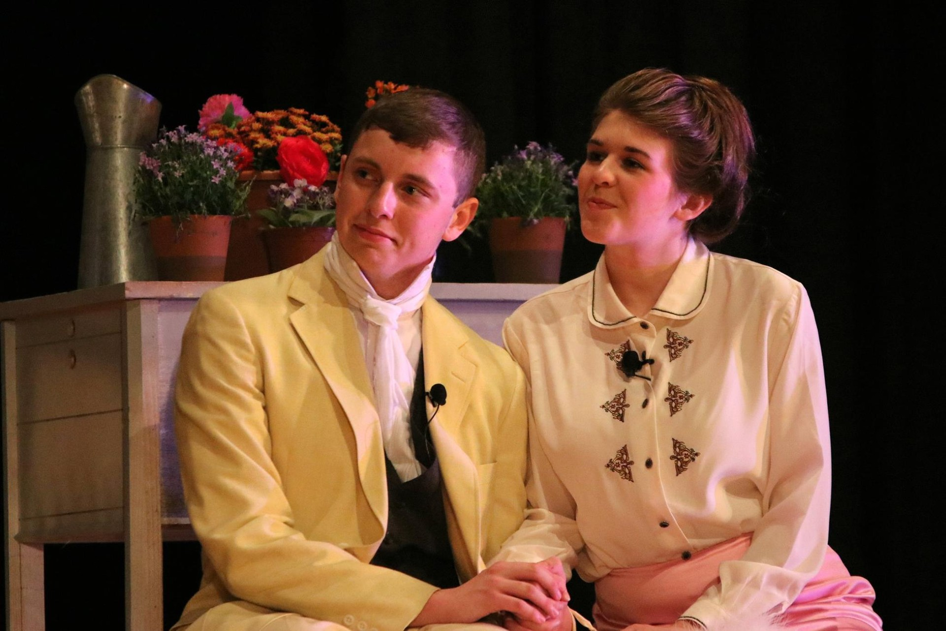 "Fall 2017 Play ""Importance of Being Earnest"""