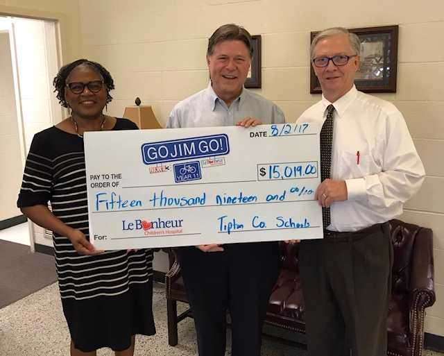 Tipton County School District supported