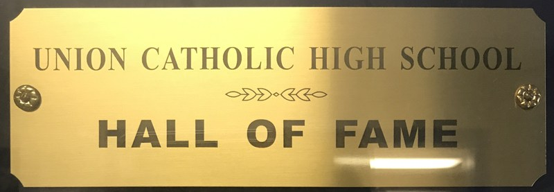 Union Catholic announces its Hall of Fame Class of 2017 Thumbnail Image