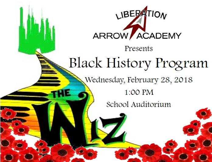 Black History Program Featured Photo