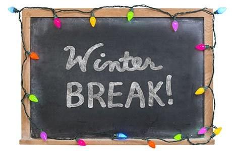 Winter Break 12/22 - 1/9. (1st Semester Ends) Featured Photo