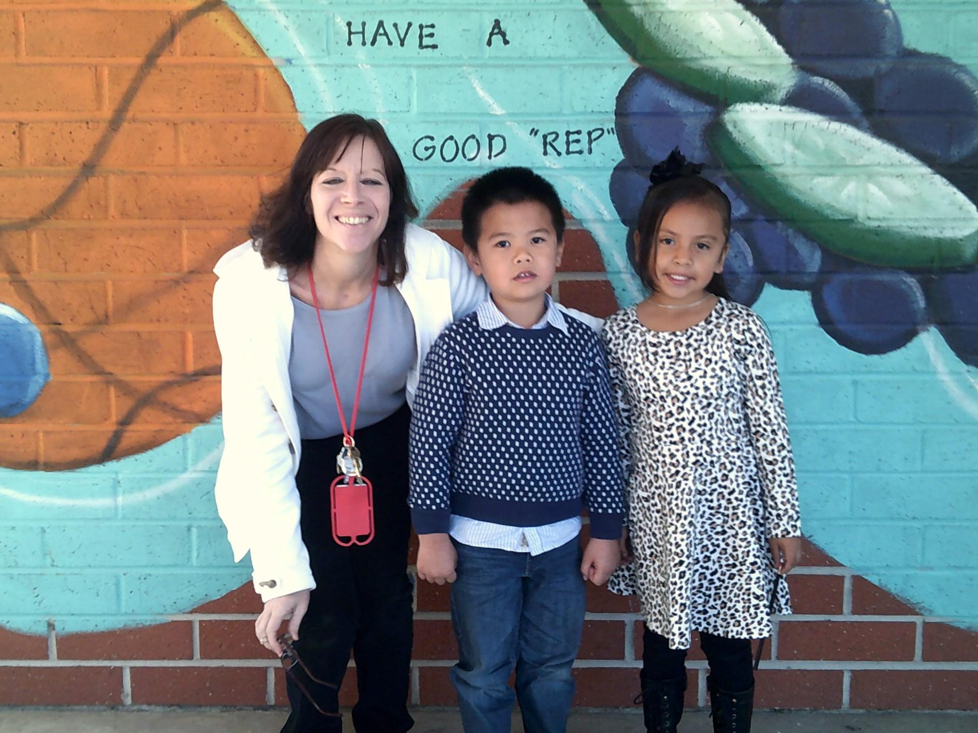 Mrs. Fellowes' December Honorees