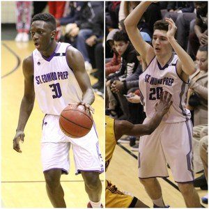 Williams and Purisic Selected CHSAA All-Stars