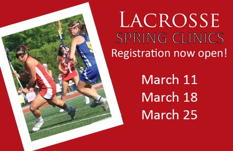 Registration is Open for SHA's Spring Lacrosse Clinics Featured Photo