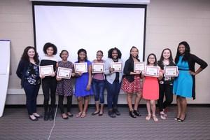 Decker Middle School Dance Team recognized.