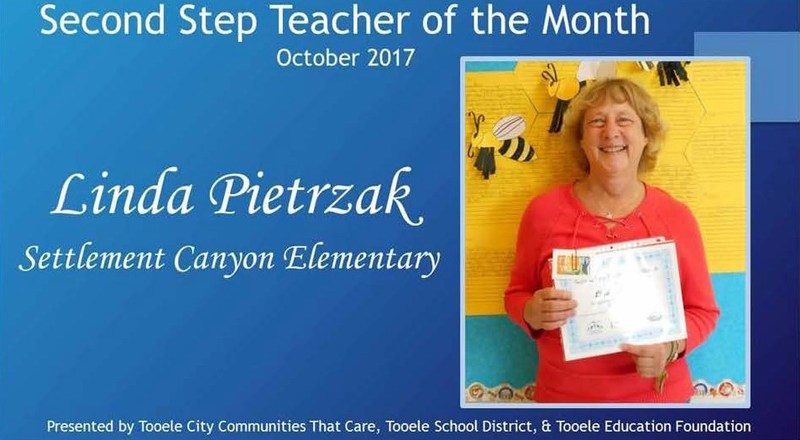 CONGRATULATIONS! Mrs. Pietrzak Thumbnail Image