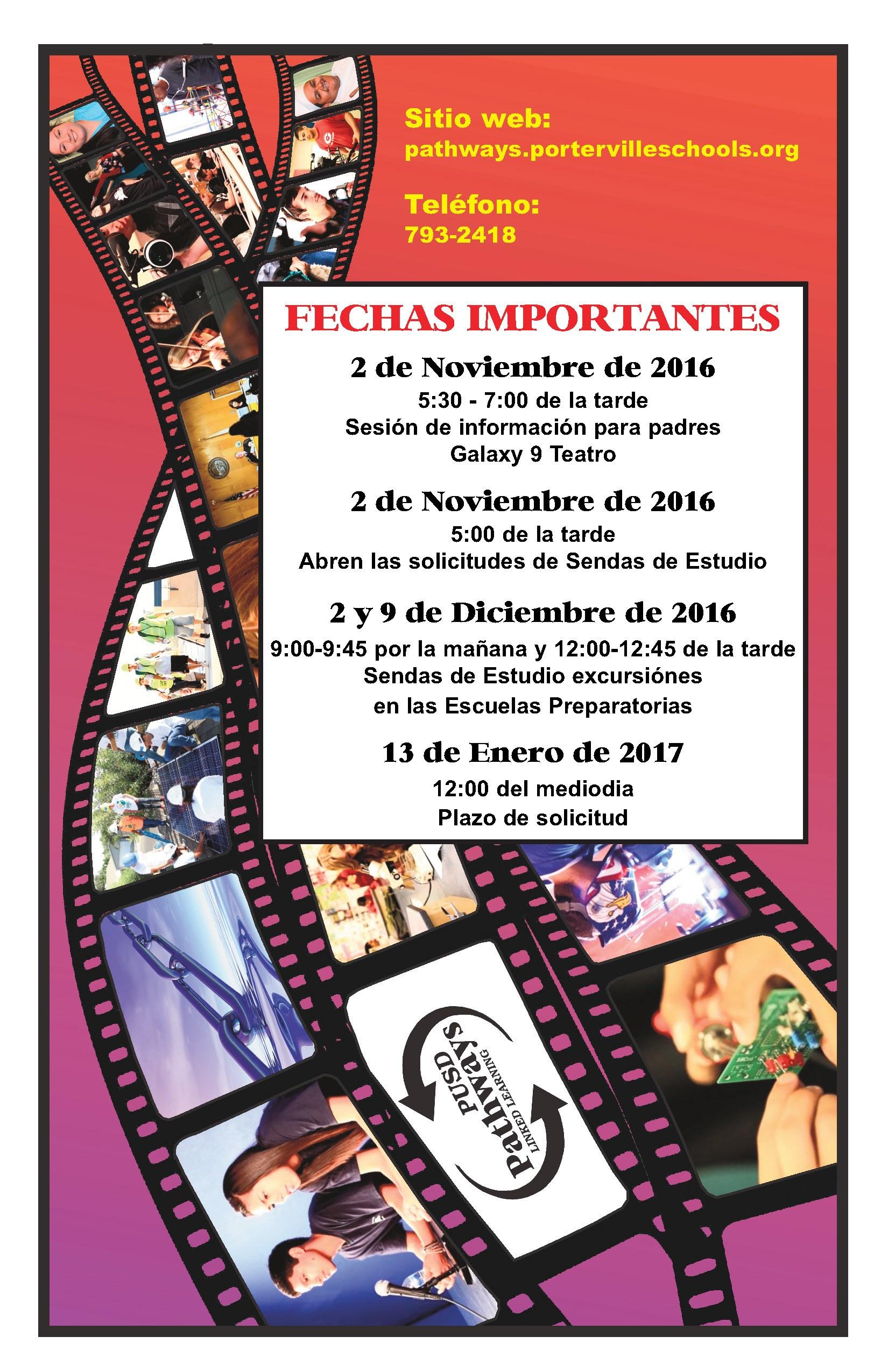 Flyer - Spanish