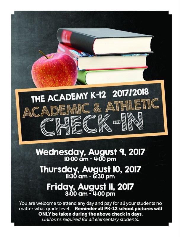 K-12 Check-in Thumbnail Image