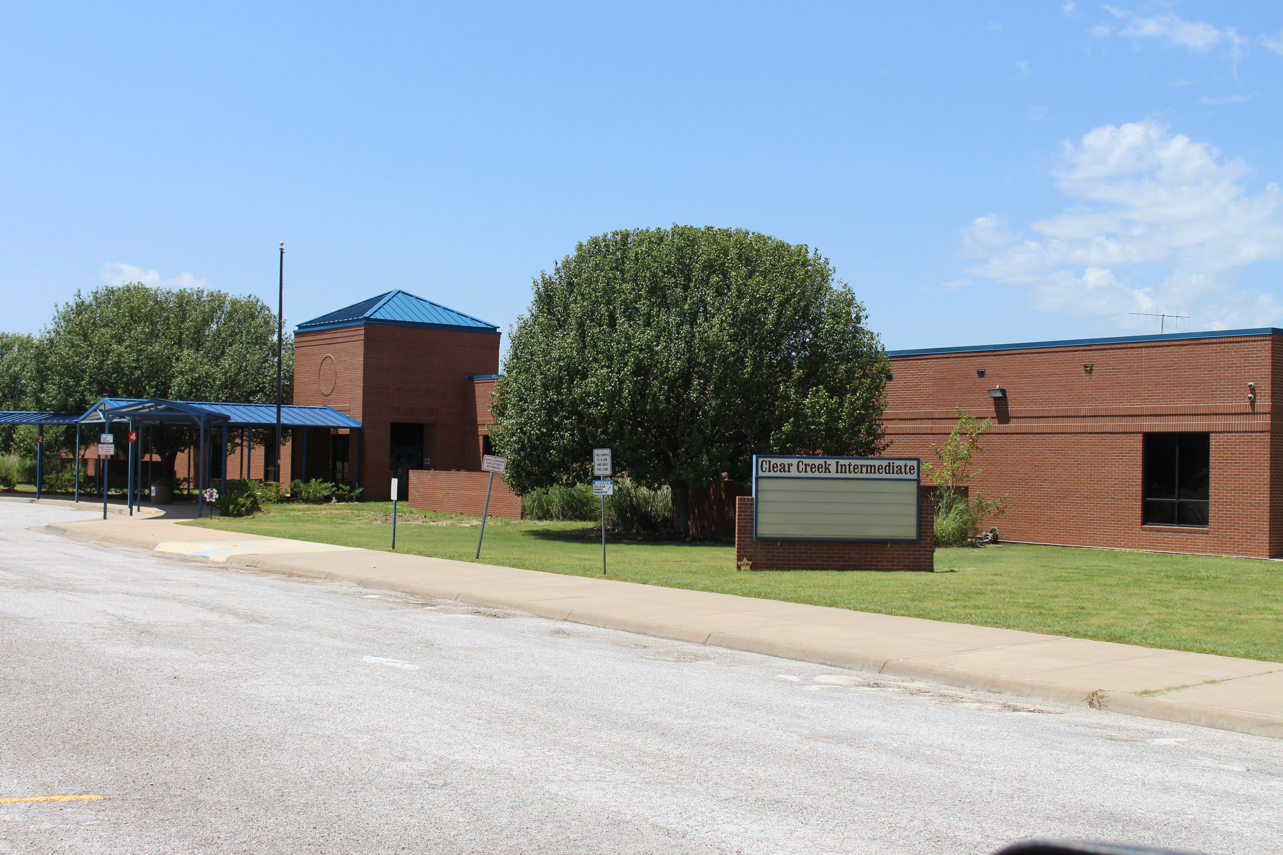 Clear Creek Intermediate School