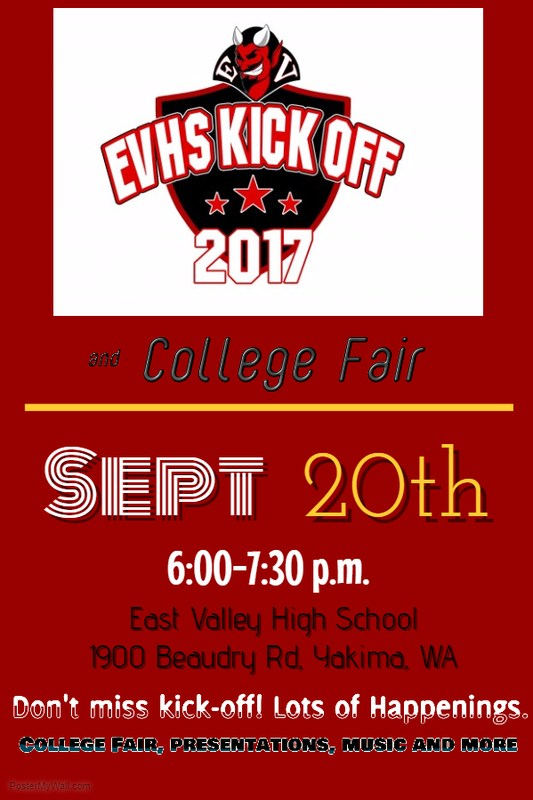EVHS KICK OFF 2017 Featured Photo